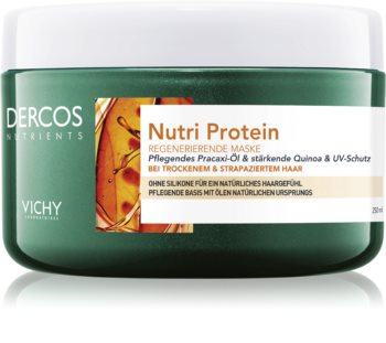 Vichy Dercos Nutri Protein hranilna maska za suhe lase