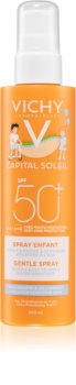 Vichy Idéal Soleil spray abbronzante per bambini SPF 50+
