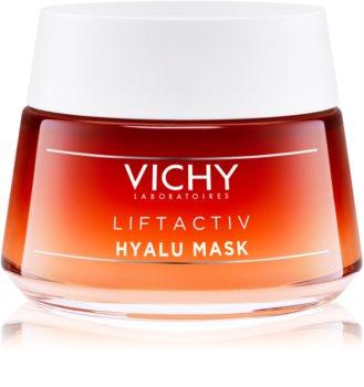 Vichy Liftactiv Collagen Specialist máscara facial rejuvenescedora e suavizante com ácido hialurónico