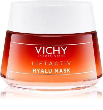 Vichy Liftactiv Hyalu odnawiająca i wygładzająca maseczka do twarzy z kwasem hialuronowym