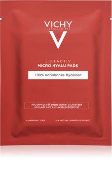 Vichy Liftactiv Collagen Specialist vyhlazující oční maska s kyselinou hyaluronovou