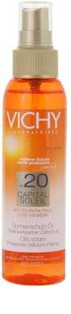Vichy Capital Soleil spray pentru bronzat SPF 20