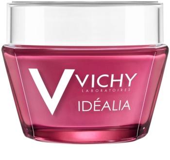 Vichy Idéalia изглаждащ и озаряващ крем за нормална към смесена кожа