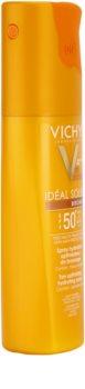 Vichy Idéal Soleil Bronze зволожуючий спрей для оптималізації засмаги SPF 50+