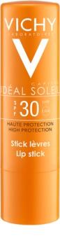 Vichy Idéal Soleil Capital Stick pentru a proteja zonele sensibile și a buzelor SPF 30