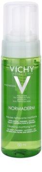 Vichy Normaderm espuma de limpeza matificante