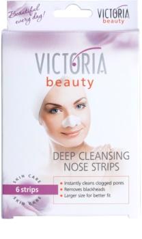 Victoria Beauty Skin Care náplasti na čištění pórů na nose
