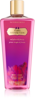Victoria's Secret Pure Seduction Red Plum & Fresia gel de duche para mulheres 250 ml