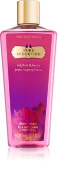 Victoria's Secret Pure Seduction Red Plum & Fresia  żel pod prysznic dla kobiet 250 ml