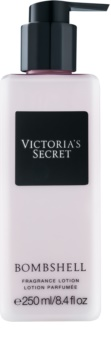 Victoria's Secret Bombshell lapte de corp pentru femei 250 ml