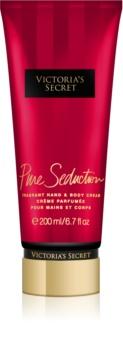 Victoria's Secret Pure Seduction crema corporal para mujer