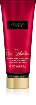 Victoria's Secret Pure Seduction telový krém pre ženy 200 ml