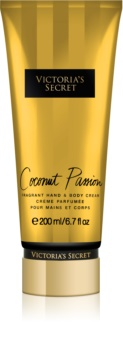 Victoria's Secret Coconut Passion tělový krém pro ženy 200 ml