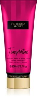 Victoria's Secret Temptation tělový krém pro ženy 200 ml