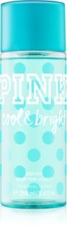 Victoria's Secret PINK Cool and Bright spray corporel pour femme 250 ml