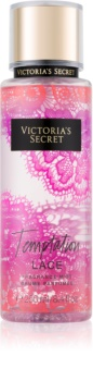 Victoria's Secret Temptation Lace testápoló spray nőknek 250 ml