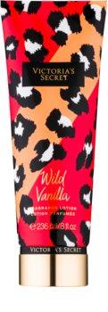 Victoria's Secret Wild Vanilla mleczko do ciała dla kobiet 236 ml