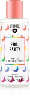 Victoria's Secret PINK Pool Party telový sprej pre ženy 250 ml