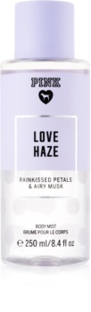 Victoria's Secret PINK Love Haze spray pentru corp pentru femei 250 ml