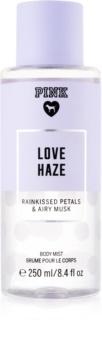 Victoria's Secret PINK Love Haze telový sprej pre ženy