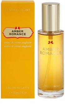 Victoria's Secret Amber Romance Amber & Créme Anglaise  eau de toilette nőknek 30 ml