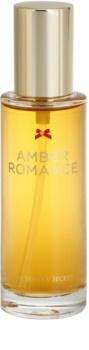 Victoria's Secret Amber Romance Amber & Créme Anglaise  Eau de Toilette voor Vrouwen  30 ml