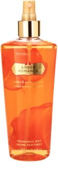 Victoria's Secret Amber Romance Amber & Créme Anglaise  spray do ciała dla kobiet 250 ml