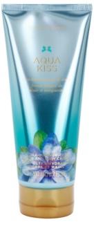 Victoria's Secret Aqua Kiss Rain-kissed Freesia & Daisy crema de corp pentru femei 200 ml