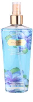 Victoria's Secret Aqua Kiss Rain-kissed Freesia & Daisy tělový sprej pro ženy 250 ml