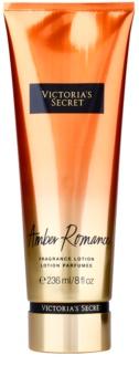 Victoria's Secret Amber Romance telové mlieko pre ženy 236 ml