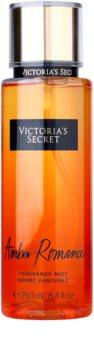 Victoria's Secret Amber Romance testápoló spray nőknek 250 ml