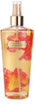 Victoria's Secret Coconut Passion Vanilla & Coconut tělový sprej pro ženy 250 ml