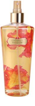 Victoria's Secret Coconut Passion Vanilla & Coconut spray pentru corp pentru femei 250 ml