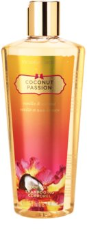 Victoria's Secret Coconut Passion Vanilla & Coconut gel de duche para mulheres 250 ml