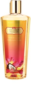 Victoria's Secret Coconut Passion Vanilla & Coconut sprchový gel pro ženy 250 ml