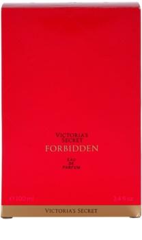 Victoria's Secret Forbidden Eau de Parfum für Damen 100 ml