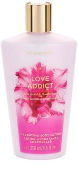 Victoria's Secret Love Addict tělové mléko pro ženy 250 ml