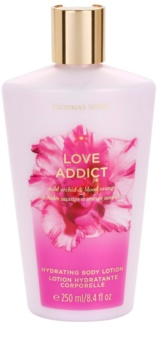 Victoria's Secret Love Addict Wild Orchid & Blood Orange Körperlotion Für Damen 250 ml