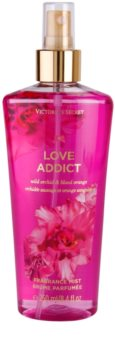Victoria's Secret Love Addict Wild Orchid & Blood Orange spray de corpo para mulheres 250 ml