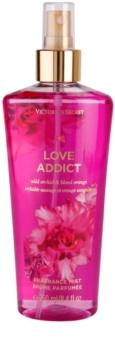 Victoria's Secret Love Addict Wild Orchid & Blood Orange spray pentru corp pentru femei 250 ml