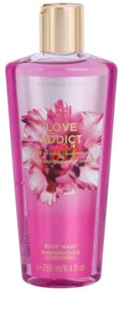 Victoria's Secret Love Addict Wild Orchid & Blood Orange Duschgel für Damen 250 ml