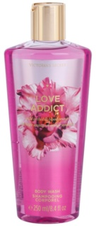 Victoria's Secret Love Addict Wild Orchid & Blood Orange gel douche pour femme 250 ml