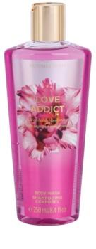 Victoria's Secret Love Addict Wild Orchid & Blood Orange Shower Gel for Women 250 ml