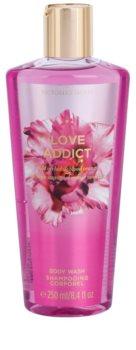 Victoria's Secret Love Addict Wild Orchid & Blood Orange sprchový gel pro ženy 250 ml