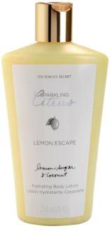 Victoria's Secret Lemon Escape lapte de corp pentru femei 250 ml