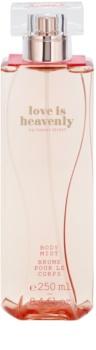 Victoria's Secret Love Is Heavenly telový sprej pre ženy 250 ml