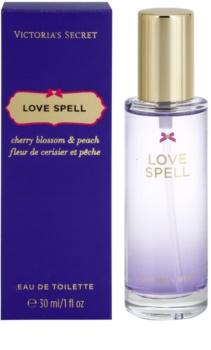 Victoria's Secret Love Spell toaletná voda pre ženy 30 ml