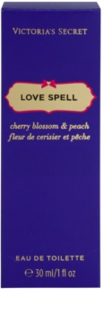 Victoria's Secret Love Spell Cherry Blossom & Peach eau de toilette per donna 30 ml