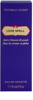 Victoria's Secret Love Spell Cherry Blossom & Peach toaletná voda pre ženy 30 ml