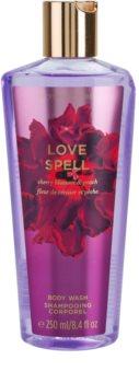 Victoria's Secret Love Spell Cherry Blossom & Peach żel pod prysznic dla kobiet 250 ml